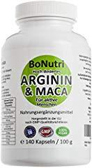 L-Arginin & Maca Bild