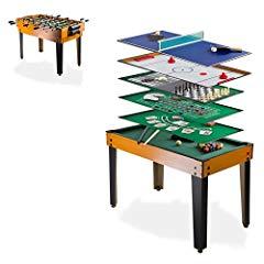 Tischfußball Multigame 13 in 1 Bild