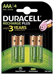 Duracell Recharge Plus Bild