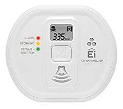 Ei Electronics Ei208D 10-Jahres-Kohlenmonoxidwarnmelder Bild