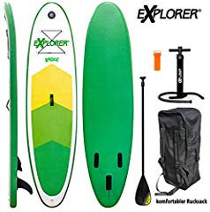 Explorer SUP Raider 300 Bild