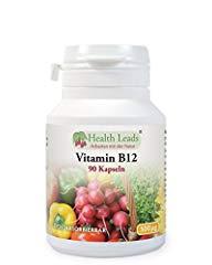 Vitamin B12 Kapseln Bild