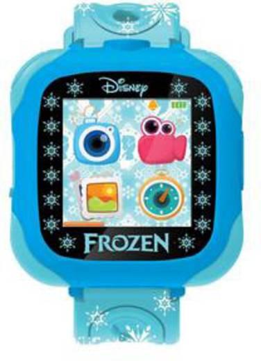 Kinder-Smartwatch Lexibook DMW 100 Frozen-Design Blau Bild