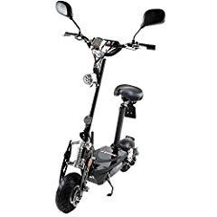 Elektro E-Scooter mit EU Strassenzulassung Bild