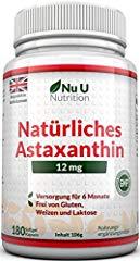 Astaxanthin 12 mg hoch dosiert Bild