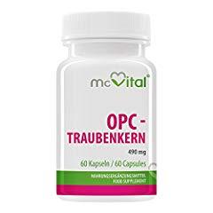 OPC-Traubenkern 490 mg Bild