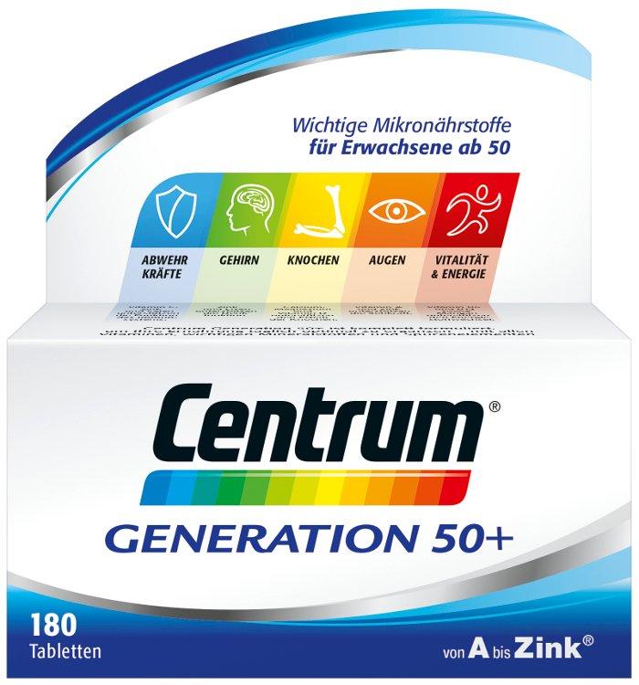 Centrum A-Zink Generation 50+ Bild