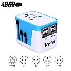 RAGU 4 USB Reiseadapter Bild