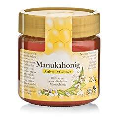 Manuka-Honig MGO 100+ Bild