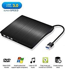 USB 3.0 DVD/CD Brenner Bild