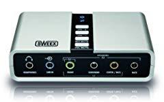 SC016 7.1 externe USB-Soundkarte Bild
