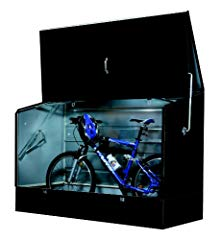 fahrradbox vergleich tests die 11 top fahrradboxen f r. Black Bedroom Furniture Sets. Home Design Ideas
