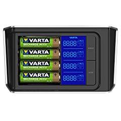 LCD Ultra Fast Ladegerät für bis zu 4 AA/AAA Bild