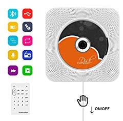 Bluetooth-CD-Player Bild