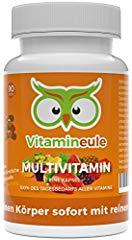 Multivitamin-Kapseln Bild
