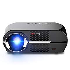 GP100 Video Projektor Bild