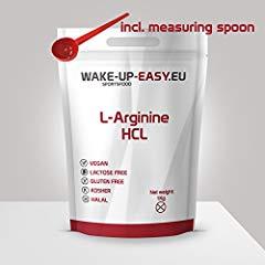 L-Arginine HCL Pulver Pur Bild