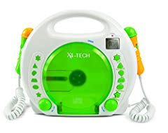 X4 Tech Kinder CD-Player Bobby Joey Bild