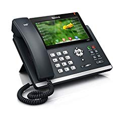 SIP-T48G SIP-IP-Telefon PoE Bild